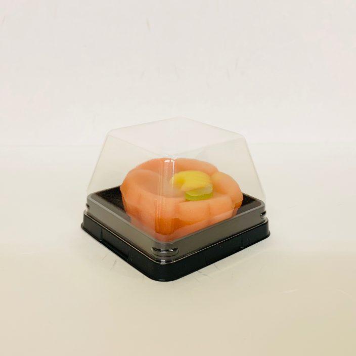生菓子 椿側面画像