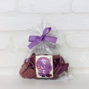 紫いもクッキー袋入りサムネイル