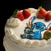 キャラクターデコレーションケーキサムネイル
